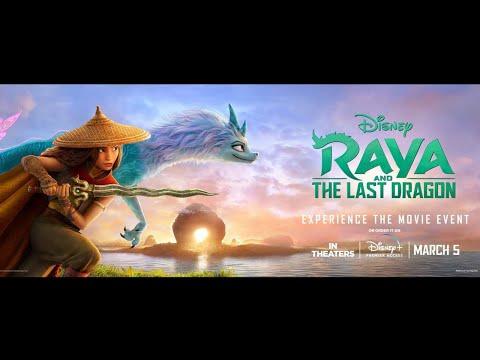 Raya and the Last Dragon (TV Spot)
