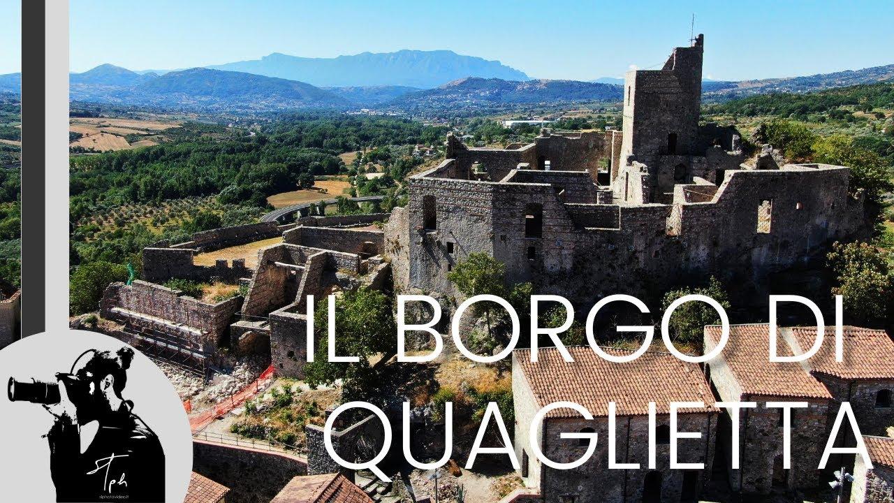 Il borgo di Quaglietta (Avellino) - [SiPhotoVideo]