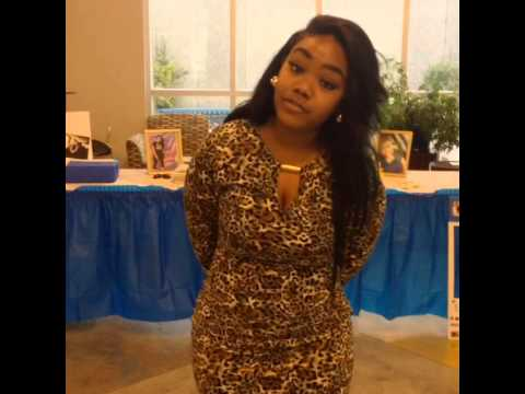 Dejhane' McCoy for Miss Southern University at Shreveport (SUSLA)