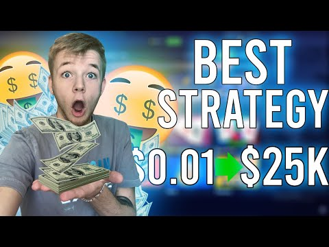 BEST ROOBET STRATEGY! Nothing To $25,000+ In 2021