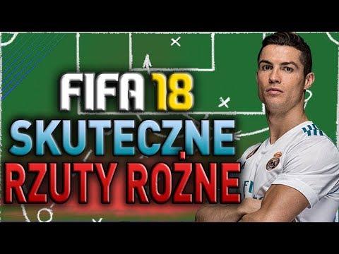 FIFA 18 - Strzel nawet bezpośrednio z rzutu rożnego - Nauka gry #5