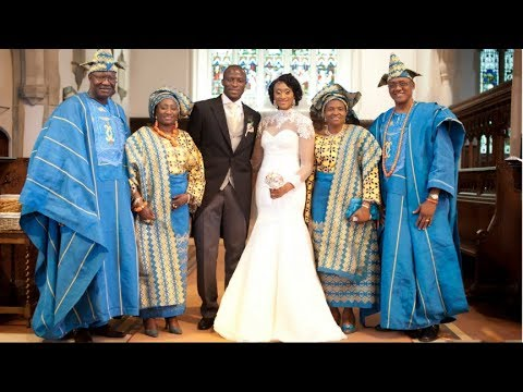 OUR WEDDING WAS ON TV!!! | NIGERIAN WEDDING | Sam and Bibi