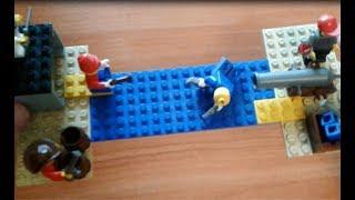 Как сделать ВОЙНУ из ЛЕГО. How to make Lego War