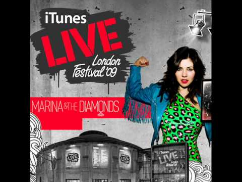 Marina & the Diamonds Oh No! [Live]