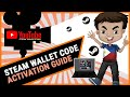 Steam Wallet Code - Step by Step Activation Tutorial (Tagalog)