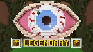 LEGENDARY EYE (Minecraft Build Battle)