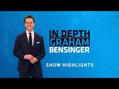 In Depth With Graham Bensinger Highlights