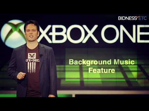 Background Music Support For Xbox One