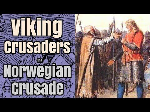 The Norwegian Crusade - Vikings in the Holy Land