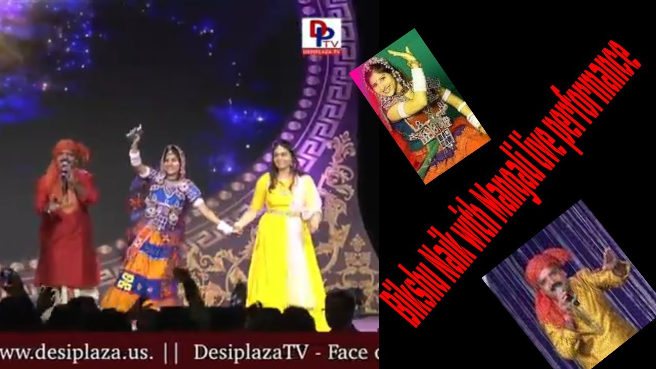 Telangana Folk Singer Bikshu Naik sings LIVE at American Telugu Convention in Dallas | DesiplazaTV