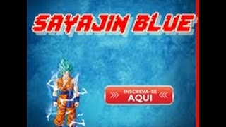 ROBLOX 1# Super sayajin blue no Dragon ball rage