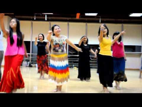 Mukundha Mukundha - Dashavatarby -INDIAN DANCE by  happy Anand