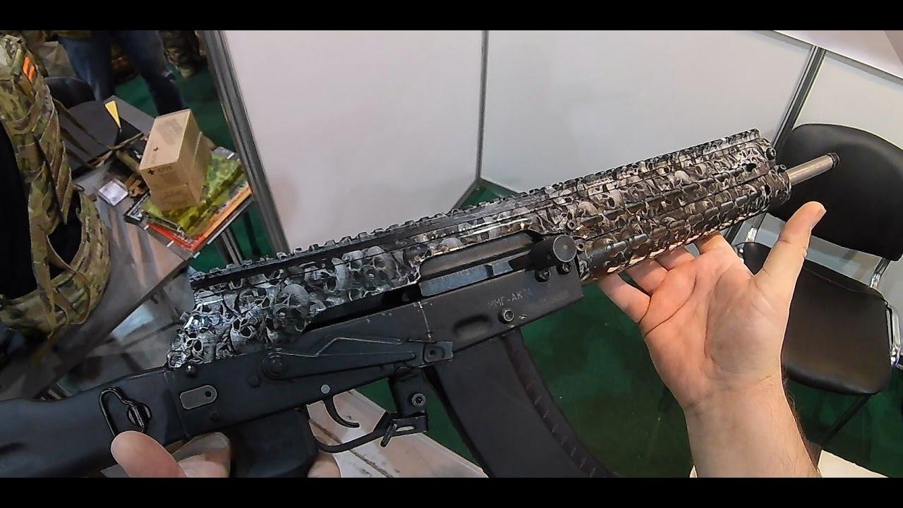 Тюнинг АК/АКМ/АК-74 | Доводка Базового УСМ | Аксесуары для АК от .