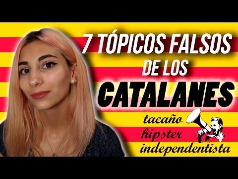 7 TÓPICOS FALSOS DE LOS CATALANES ~ soñadoracompulsiva