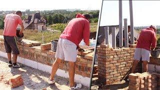 Как правильно утеплять фасад. Часть 2 - Строительство дома с нуля. Выпуск 16