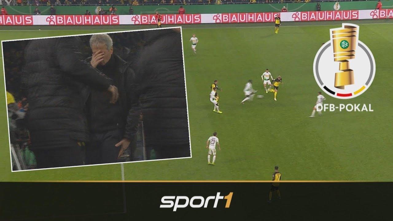 BVB - Mönchengladbach 2:1 | Highlights | DFB-Pokal 2019 | SPORT1