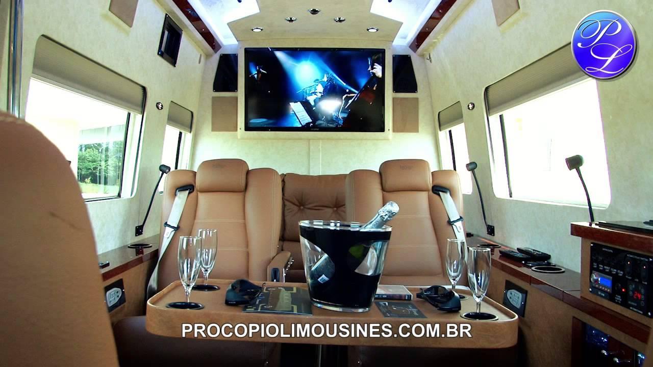 Jetvan nova mercedes benz sprinter youtube for Mercedes benz sprinter jetvan
