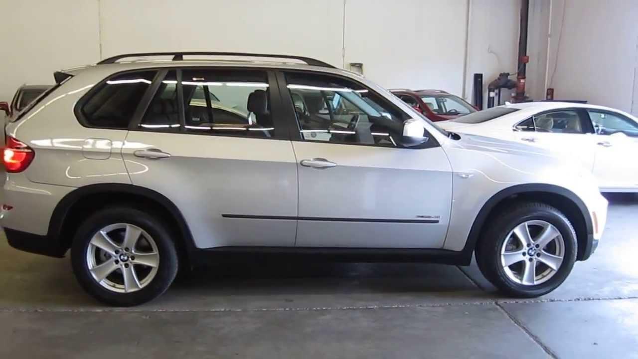 2012 BMW X5 Titanium Silver Metallic