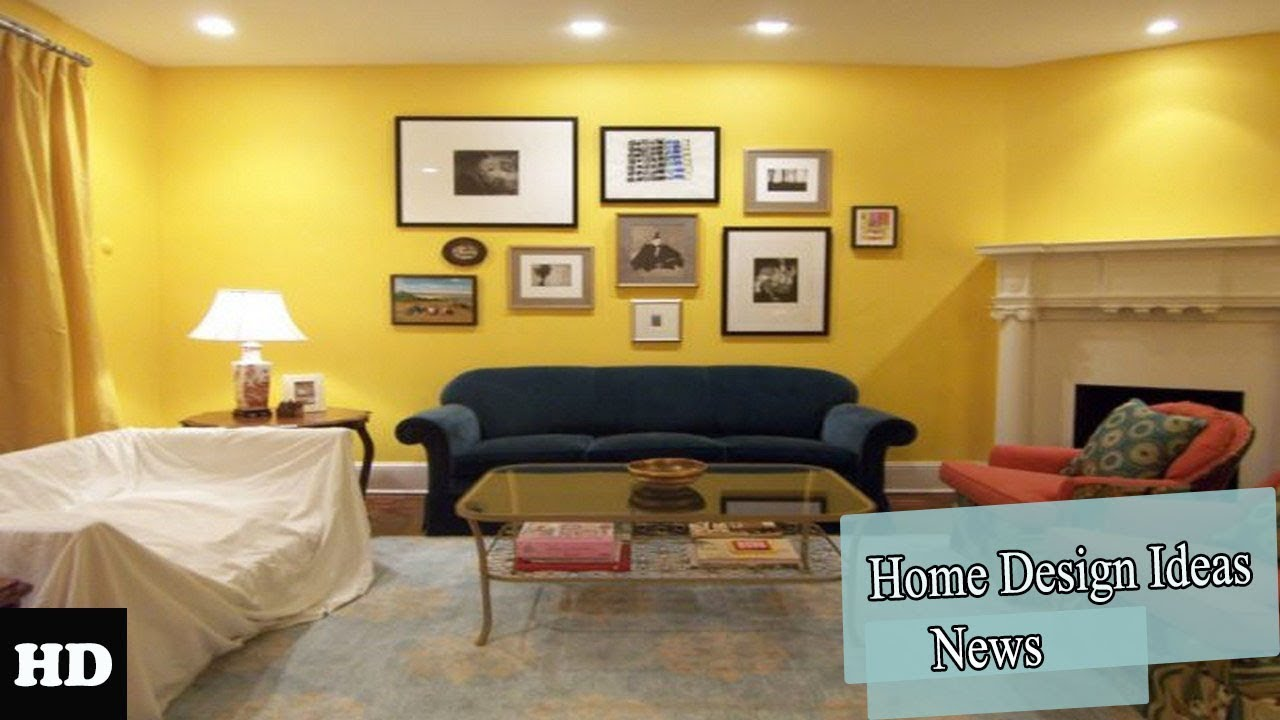 Recent Trends in Painting Walls l Ideas For The Home - Color Trends ...