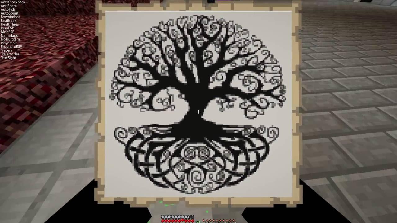Royal Dynasty - Celtic Tree custom map art by OreMonger