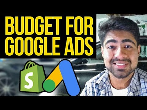 Realistic Google ADs Budget For Shopify Aliexpress Dropshipping 2020 thumbnail