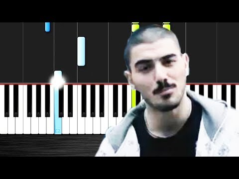 Gözlerinin Yeşilini Özledim - Piano Tutorial by VN