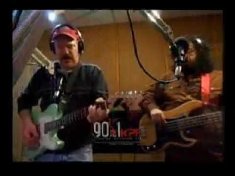 BOURBON & SCHWARTZ - Radio Interview & live song performances