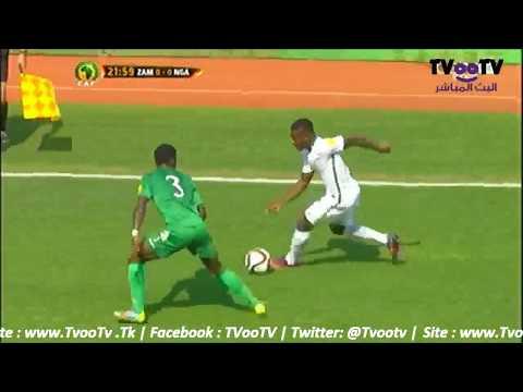 Zambie VS Nigeria LIVE