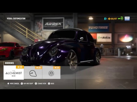 Need For Speed Payback| Building A Runner Beetle