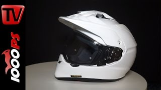 SHOEI Hornet ADV 2015 | Features, Price