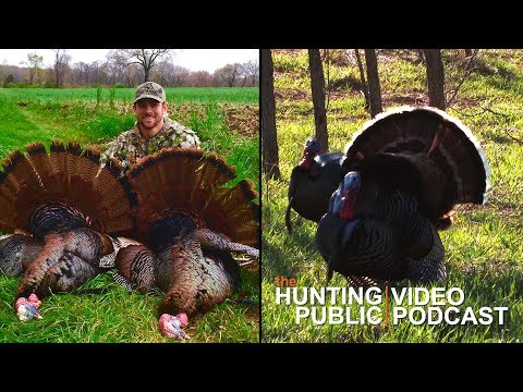 Video Podcast #3 | How To Call Turkeys, Public Land Turkey Hunting Tips