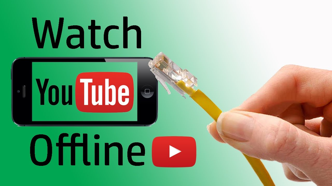 How to Watch YouTube Videos Offline on iPhone or iPad!
