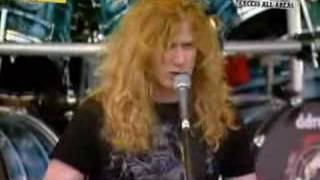 Megadeth - Sleepwalker [Download Festival 2007]
