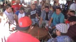 Bear Creek Host Drum at Oneida July 3 2010