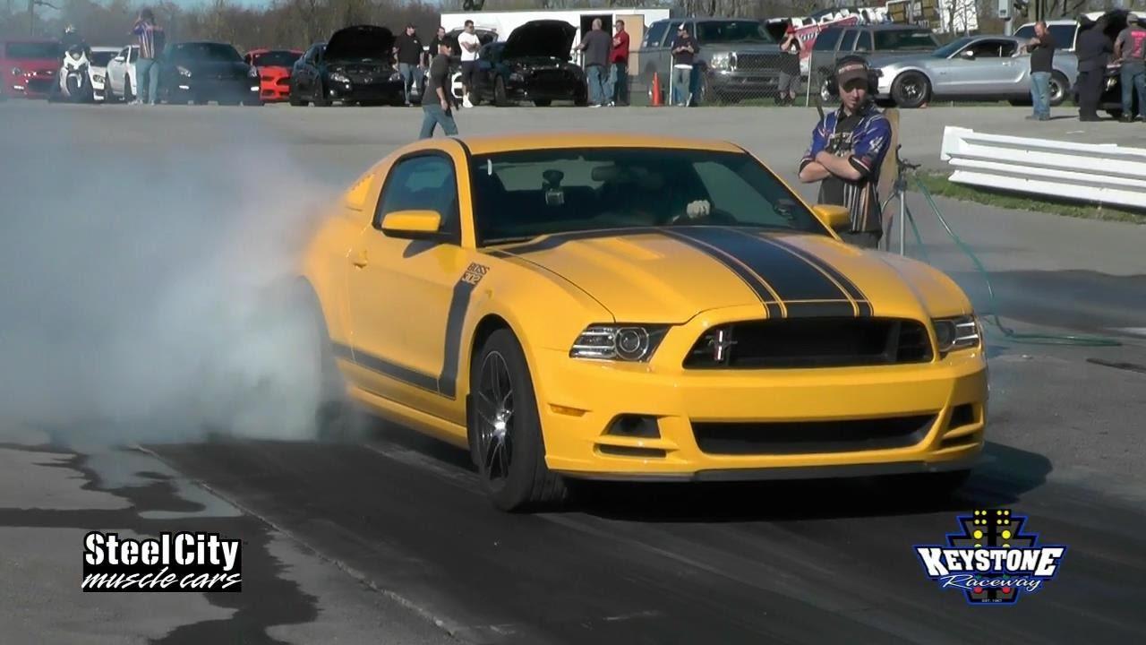 Steel City Muscle Cars Fall Event Keystone Raceway Youtube