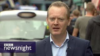 Why do so many LGBT people suffer from mental health problems? - BBC Newsnight