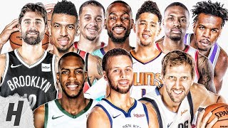 The BEST Three Pointers So Far | 2019 NBA All-Star 3-Point Contest Preview