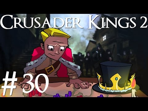 Crusader Kings 2 | The Bedouin Prince | Part 30 | Goodbye Pontifex Maximus