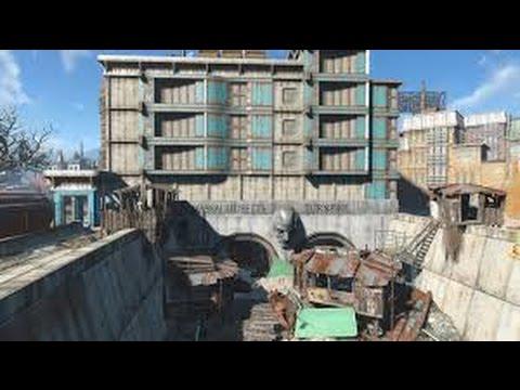 Fallout 4 - Mass Pike Tunnel