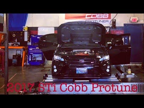 2017 Subaru STi - Cobb Stage 2+ Protune (All done!)