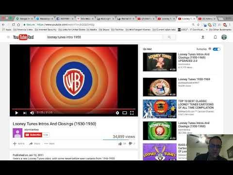 POSSIBLE Mandela Effect - Warner Bros. logo (AR) and WB has a dash?