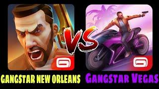Gangstar New Orleans Vs Gangstar Vegas | COMPARISON (in Depth) 2018