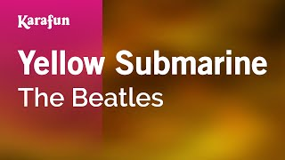 Karaoke Yellow Submarine - The Beatles *