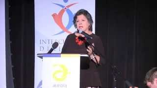 Dr. Cynthia Wesley-Esquimaux speaks about Truth and Reconciliation