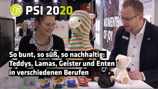 cyber-Wear @ PSI 2020 - Interview mit mbw
