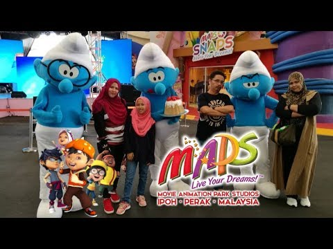 MOVIE ANIMATION PARK STUDIOS IPOH (MAPS IPOH)
