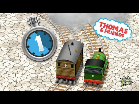 Thomas & Friends: Race On! | Select two trains and challenge! By Animoca Brands