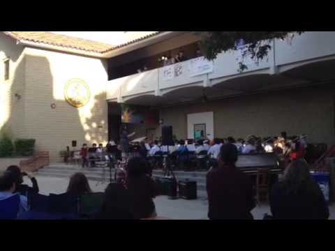 South pasadena middle school band.