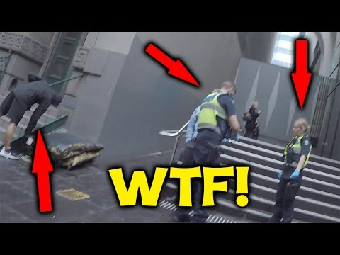 "ICE JUNKIE CAUGHT BY POLICE ""ON CAMERA"" (Day 3 & Day 4) *MELBOURNE*"