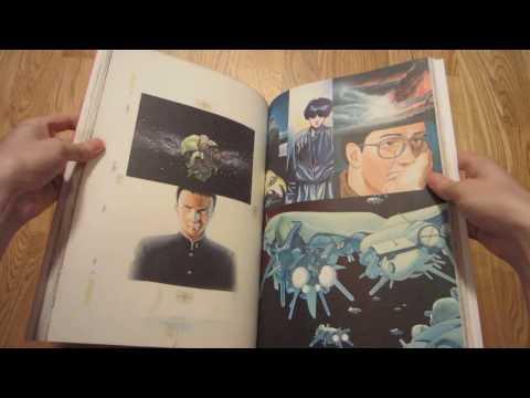 "Katsuhiro Otomo: 2013: ""Genga: Otomo Katsuhiro Original Pictures"" (art book)"